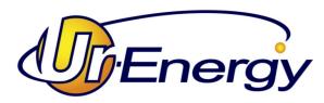 UR Energy Logo